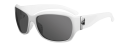White - Grey Lens - Polarized